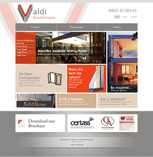 Valdi Web Design